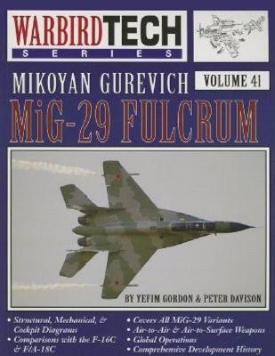 Mikoyan Gurevich MiG-29 Fulcrum foto