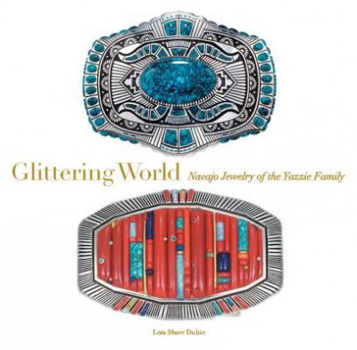 Glittering World: Navajo Jewelry of the Yazzie Family foto