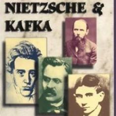 Dostoevsky, Kierkegaard, Nietzsche & Kafka - Carte in engleza