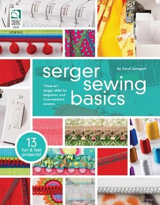 Serger Sewing Basics foto mare