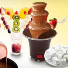Fantana de ciocolata - Forma prajitura