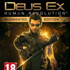 Joc consola Square Enix Ltd DEUS EX HUMAN REVOLUTION AUGMENTED EDITION