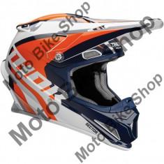 MBS Casca motocross Thor Sector Ricochet, bleumarin/portocaliu, XL, Cod Produs: 01105170PE