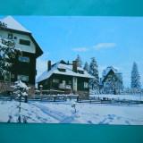 HOPCT 32849 PREDEAL CIOPLEA PEISAJ DE IARNA 1970 -JUD BRASOV-CIRCULATA