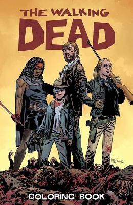 The Walking Dead Coloring Book foto