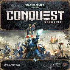 Warhammer 40, 000 Conquest Lcg Base Game - Carte in engleza