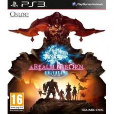 Joc consola Eidos FINAL FANTASY XIV A REALM REBORN PS3 - Jocuri PS3