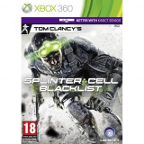 Joc consola Ubisoft SPLINTER CELL BLACKLIST UPPER ECHELON EDITION Xbox 360 - Jocuri Xbox 360