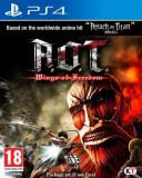 Joc consola Tecmo Koei ATTACK ON TITAN WINGS OF FREEDOM pentru PS4