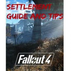 Fallout 4: Settlement Guide and Tips - Carte in engleza