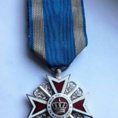 Decoratie Medalie Ordinul Coroana Romaniei