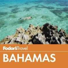Fodor's Bahamas - Carte in engleza
