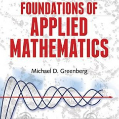 Foundations of Applied Mathematics - Carte in engleza
