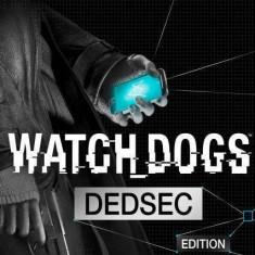 Joc consola Ubisoft Watch Dogs DEDSEC Edition - XBOX 360 - Jocuri Xbox