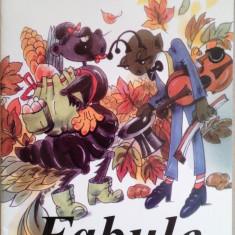 La Fontaine - Fabule - Carte Fabule