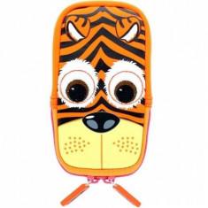 Husa Tabzoo universala pentru telefoane Tiger - Stylus tableta