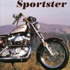 Harley Davidson Sportster - Carte in engleza