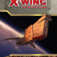 Star Wars: X-Wing: Hound's Tooth - Carte in engleza