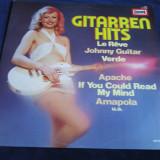 Various - Giatarren Hits _ vinyl, LP _ Europa (Germania) - Muzica Pop Altele, VINIL