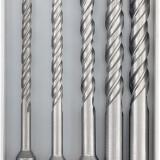 Set 5 burghie cu prindere SDS plus pentru beton 5 mm-12 mm STHOR - Burghiu de mana