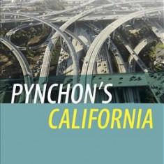 Pynchon's California - Carte in engleza