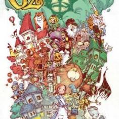Oz Omnibus - Carte in engleza