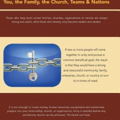 How Unity Can Benefit: You, the Family, the Church, Teams & Nations - Carte in engleza