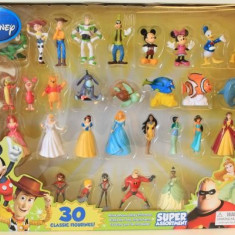 Disney Figurine 30 Pack Super Assortment - Bibelou