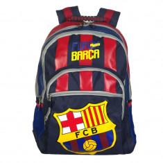 Rucsac Fotbal Club Barcelona, 45 cm, Multicolor