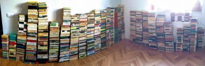 1550 de carti, colectie carti, biblioteca carti foto