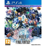 Joc consola Square Enix World of Final Fantasy Limited Edition PS4, Square Enix