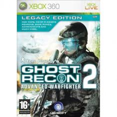 Joc consola Ubisoft Ghost Recon Advanced Warfighter 2 Legacy Classics XBOX360 - Jocuri Xbox