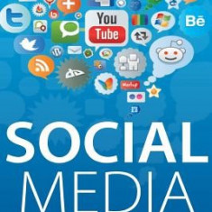 Social Media: Secret Strategies for Social Media Marketing with Twitter, Facebook, Youtube, Linkedin and Instagram - Carte in engleza