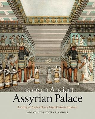 Inside an Ancient Assyrian Palace: Looking at Austen Henry Layard's Reconstruction foto