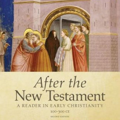 After the New Testament: 100-300 C.E.: A Reader in Early Christianity - Carte in engleza