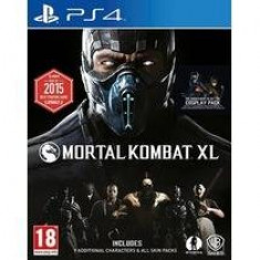 Joc software Mortal Kombat XL PS4 - Jocuri PS4