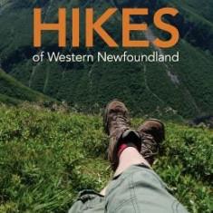 Hikes of Western Newfoundland - Carte in engleza
