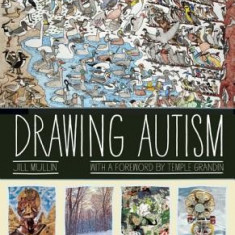 Drawing Autism - Carte in engleza
