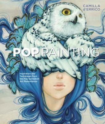 Pop Painting: Inspiration and Techniques from the Pop Surrealism Art Phenomenon foto