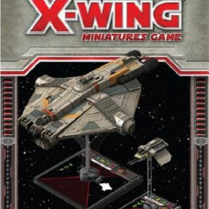 Star Wars: X-Wing Ghost Miniature Expansion Pack - Carte in engleza