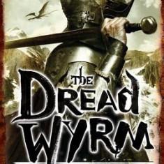 The Dread Wyrm - Carte in engleza
