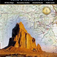 New Mexico: Road & Recreation Atlas - Harta Rutiera