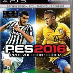 Joc consola Konami PRO EVOLUTION SOCCER 2016 D1 EDITION pentru PlayStation 3