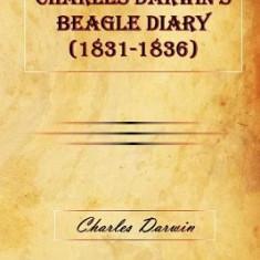 Charles Darwin's Beagle Diary (1831-1836) - Carte in engleza