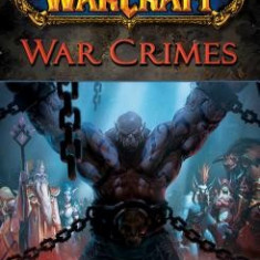 World of Warcraft: War Crimes - Carte in engleza