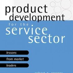 Product Development for the Service Sector - Carte in engleza
