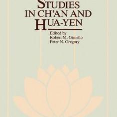 Studies in Ch'an and Hua-Yen - Carte in engleza