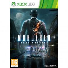 Joc consola Square Enix Murdered Soul Suspect XBOX360