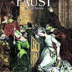 Faust in Full Score - Carte in engleza