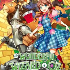 The Wonderful Wizard of Oz & the Marvelous Land of Oz - Carte in engleza